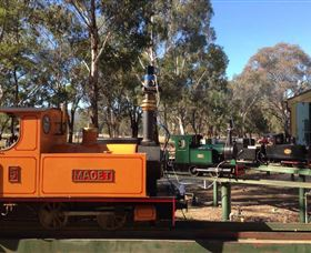 Mudgee Miniature Railway - Accommodation Find