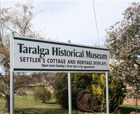 Taralga Historical Society Museum - Accommodation Find