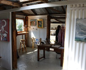 Tin Shed Gallery - Accommodation Find