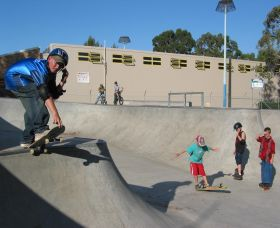 Goulburn Skate Park - Accommodation Find