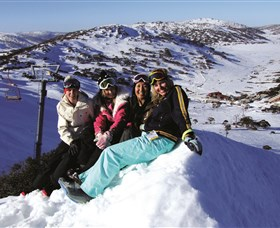 Charlotte Pass Snow Resort - Accommodation Find