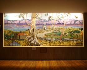 Adaminaby Memorial Hall Stage Curtain - Accommodation Find