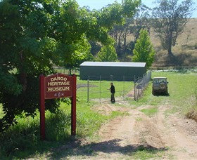 Dargo Heritage Museum - Accommodation Find