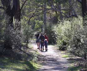 Syd's Rapids and Aboriginal Heritage Trail, Avon Valley