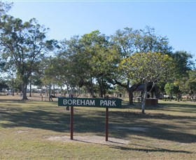 Boreham Park And Playground - Accommodation Find