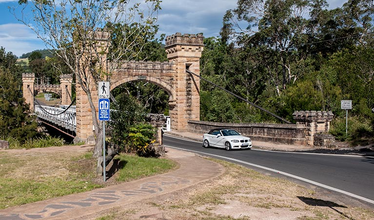 Coast to the Highlands scenic drive  Kangaroo Valley - Accommodation Find