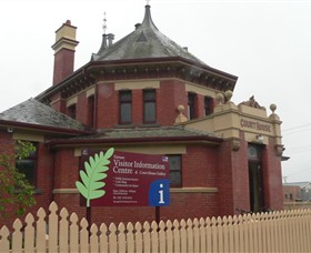 Yarram Courthouse Gallery Inc - Accommodation Find