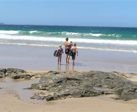 Shellharbour Beach - Accommodation Find