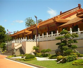 Chung Tian Temple - Accommodation Find