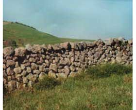 Historic Dry Stone Walls - Accommodation Find