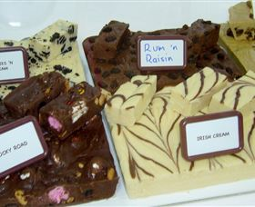 Fudge Factory at Tilba Treasures of Ulladulla - Accommodation Find