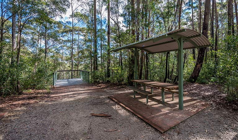 Big Nellie lookout and picnic area - Accommodation Find