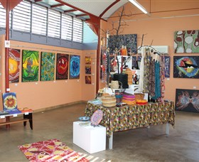 Dunghutti Ngaku Aboriginal Art Gallery - Accommodation Find
