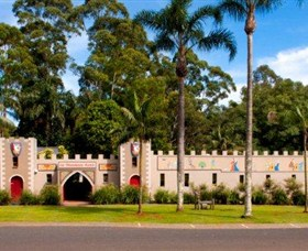 Macadamia Castle - Accommodation Find