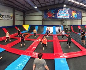 Airodrome Trampoline Park - Accommodation Find