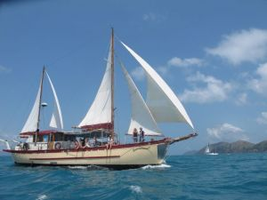Adventure Cruise Dive and Outer Reef - Whitsundays Sailing Adventures - Accommodation Find