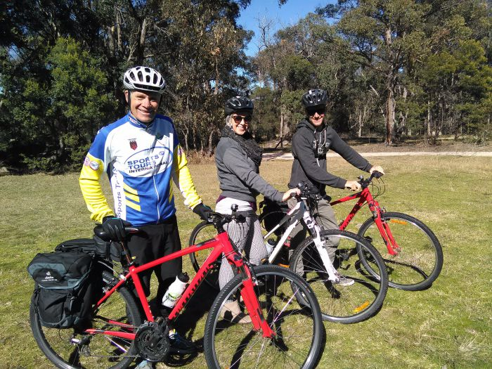 Granite Belt Bicycle Tours and Hire - Accommodation Find