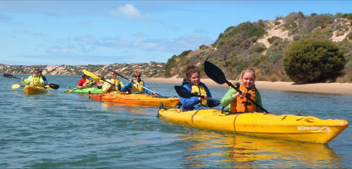 Canoe the Coorong - Accommodation Find