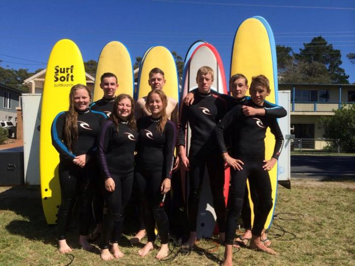Broulee Surf School - Accommodation Find