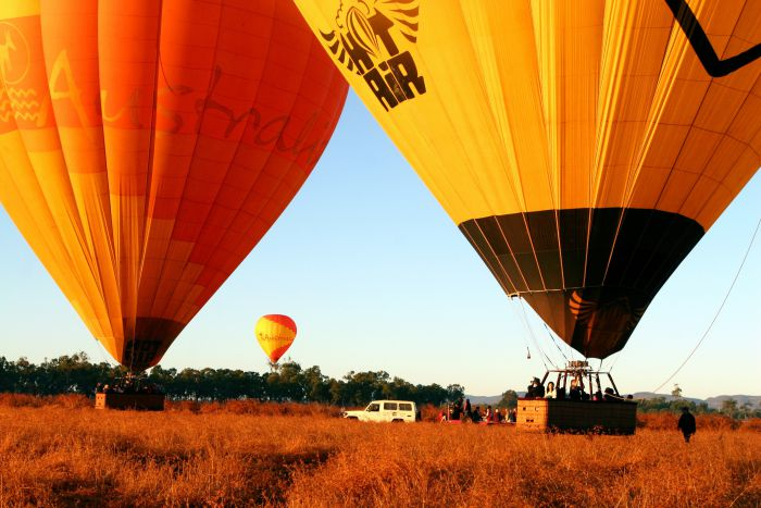 Hot Air Balloon Scenic Rim - Accommodation Find