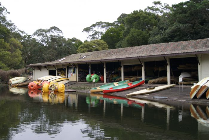 Audley Boatshed - Accommodation Find