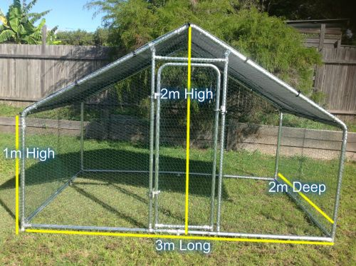 Maryriver Cages For Chickens Dogs Poultry - Accommodation Find