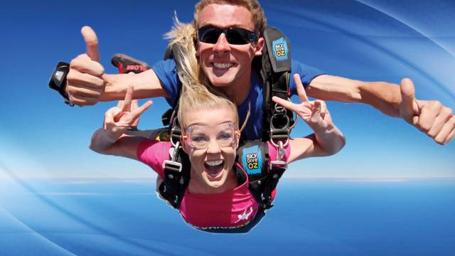 Skydive Oz Canberra - Accommodation Find