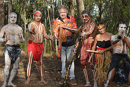 Didgeridoo Jam in the Park - Accommodation Find