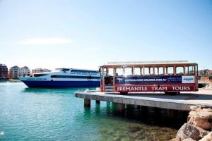 Perth Lunch Cruise including Fremantle Sightseeing Tram Tour - Accommodation Find