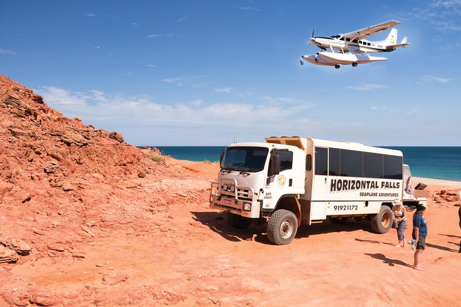 Horizontal Falls Full-Day Tour from Broome 4x4  Seaplane - Accommodation Find
