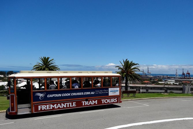 Perth Shore Excursion Fremantle Hop-On Hop-Off Tram Tour - Accommodation Find