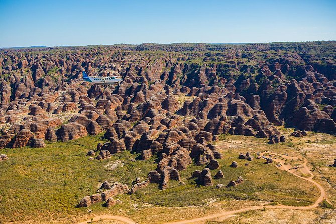 Scenic Air Tour of the Bungle Bungle Range and Lake Argyle from Kununurra - Accommodation Find