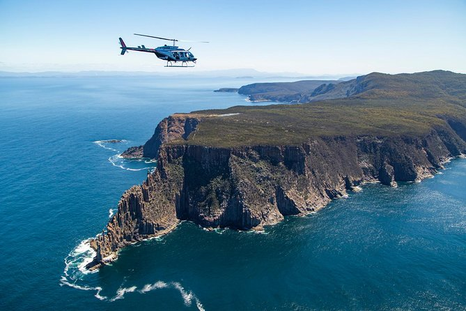30-Minute Two Capes and Tasman Helicopter Flight from Port Arthur - Accommodation Find