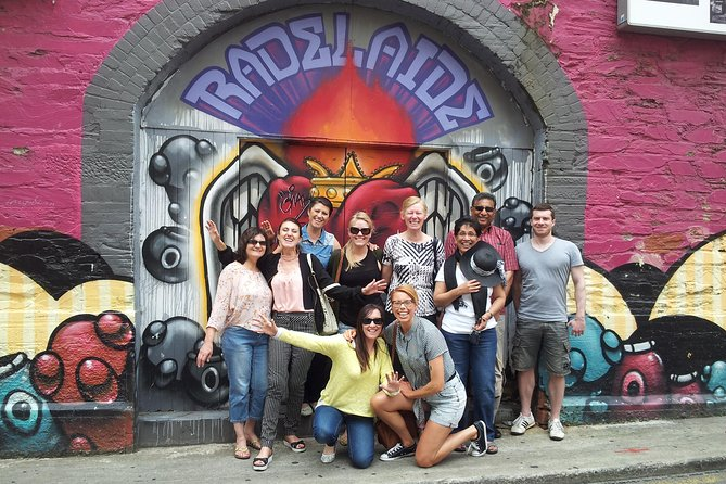 Adelaide City Food and Street Art Walking Tour - Accommodation Find
