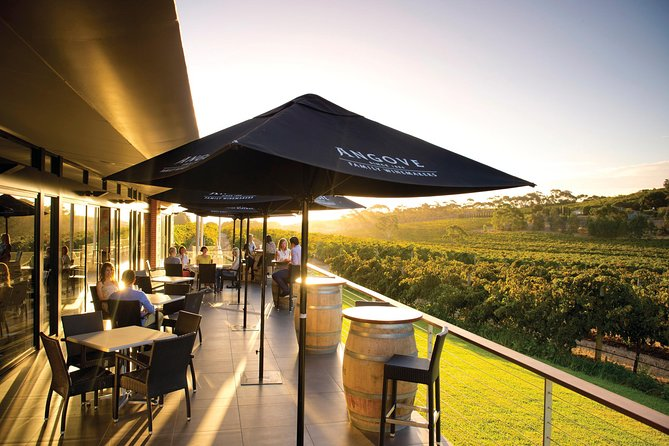 McLaren Vale Hop-On Hop-Off Winery Tour from Adelaide - Accommodation Find