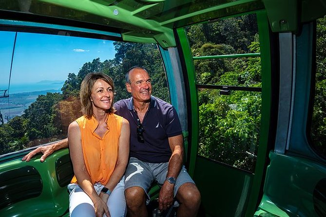 Skyrail Rainforest Cableway Day Trip from Palm Cove - Accommodation Find