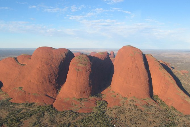 Kata Tjuta and Uluru Grand View Helicopter Flight - Accommodation Find