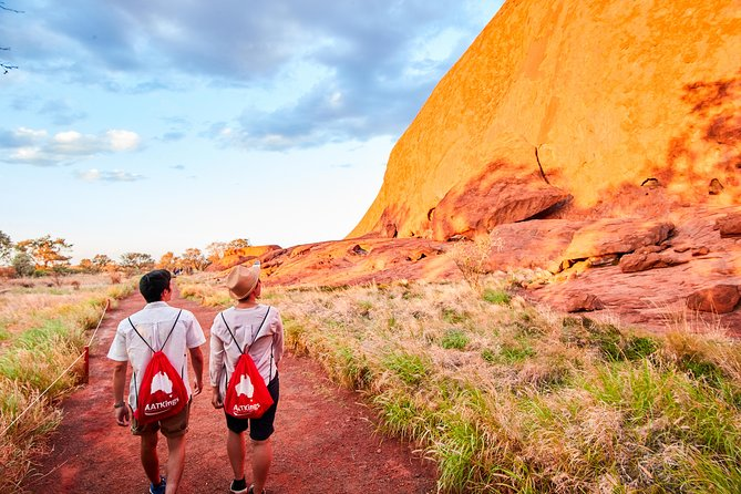 Uluru Sunrise and Guided Base Walk - Accommodation Find