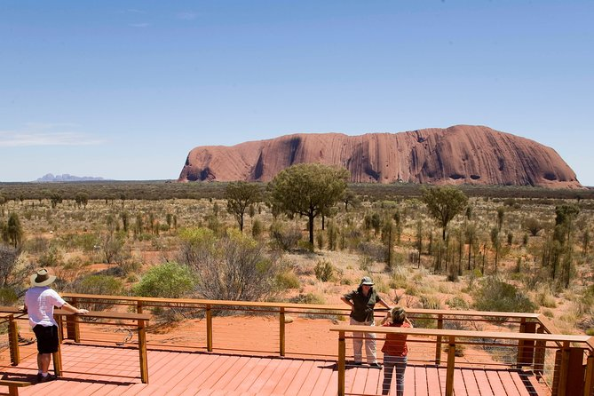 Uluru Small Group Tour including Sunset - Accommodation Find