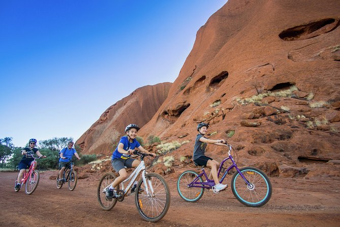 Outback Cycling Uluru Bike Ride - Accommodation Find