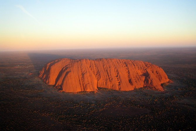 Fixed-Wing Scenic Flight from Uluru Ayers Rock - Accommodation Find