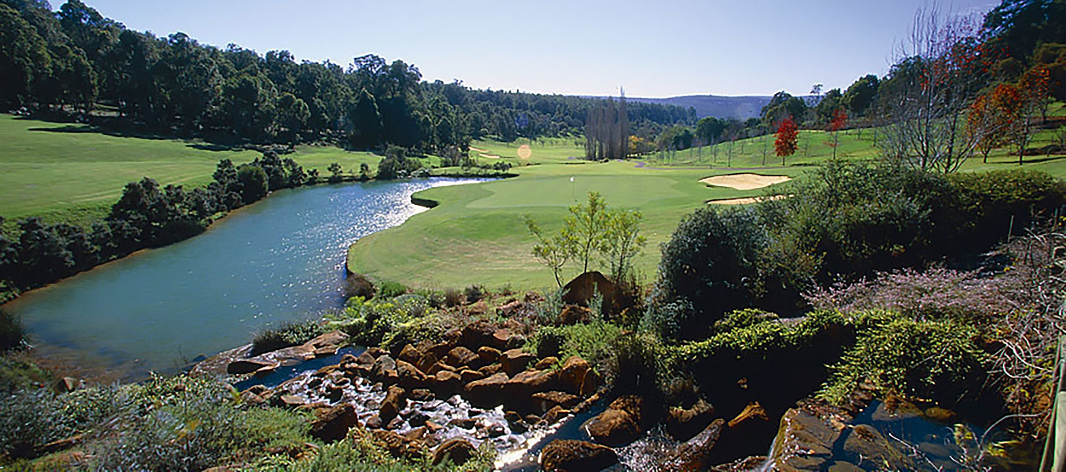 Araluen Golf Resort - Accommodation Find