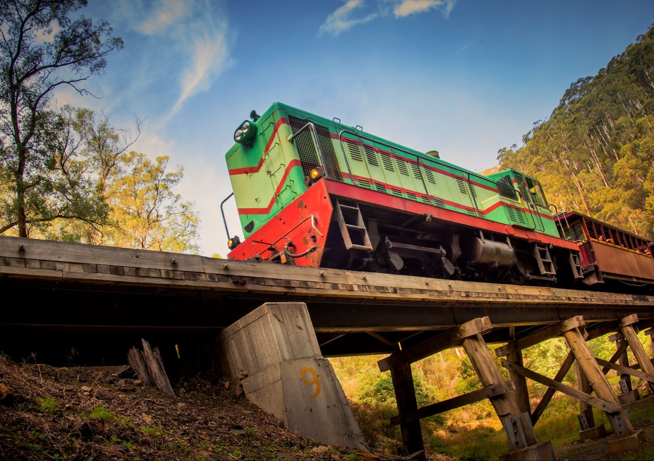 Walhalla Goldfields Railway - Accommodation Find