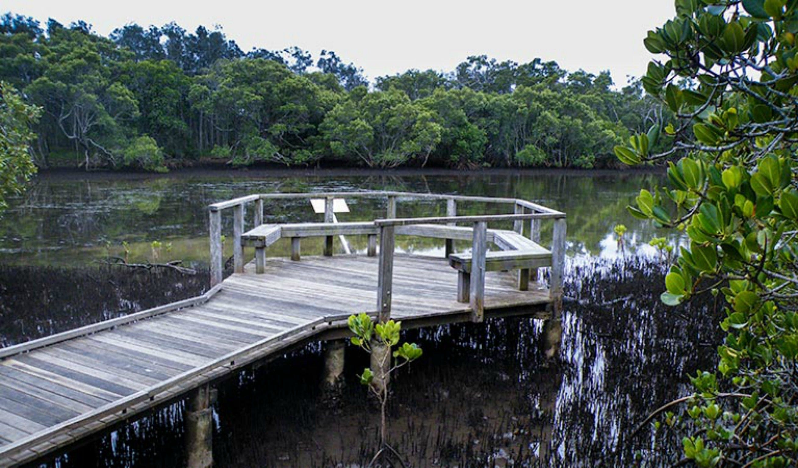 Walk on Water walking track - Accommodation Find
