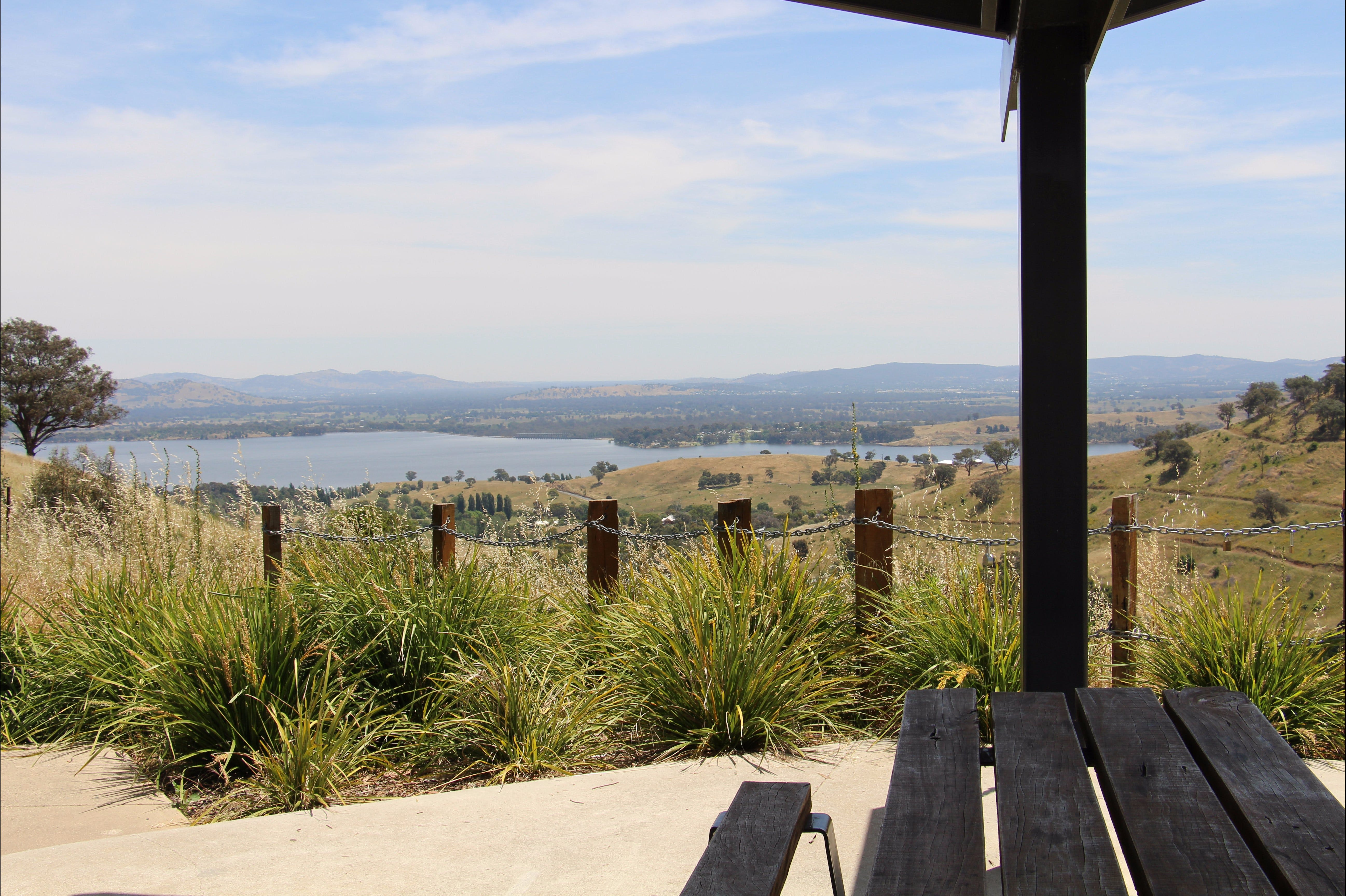 Kurrajong Gap Lookout - Accommodation Find