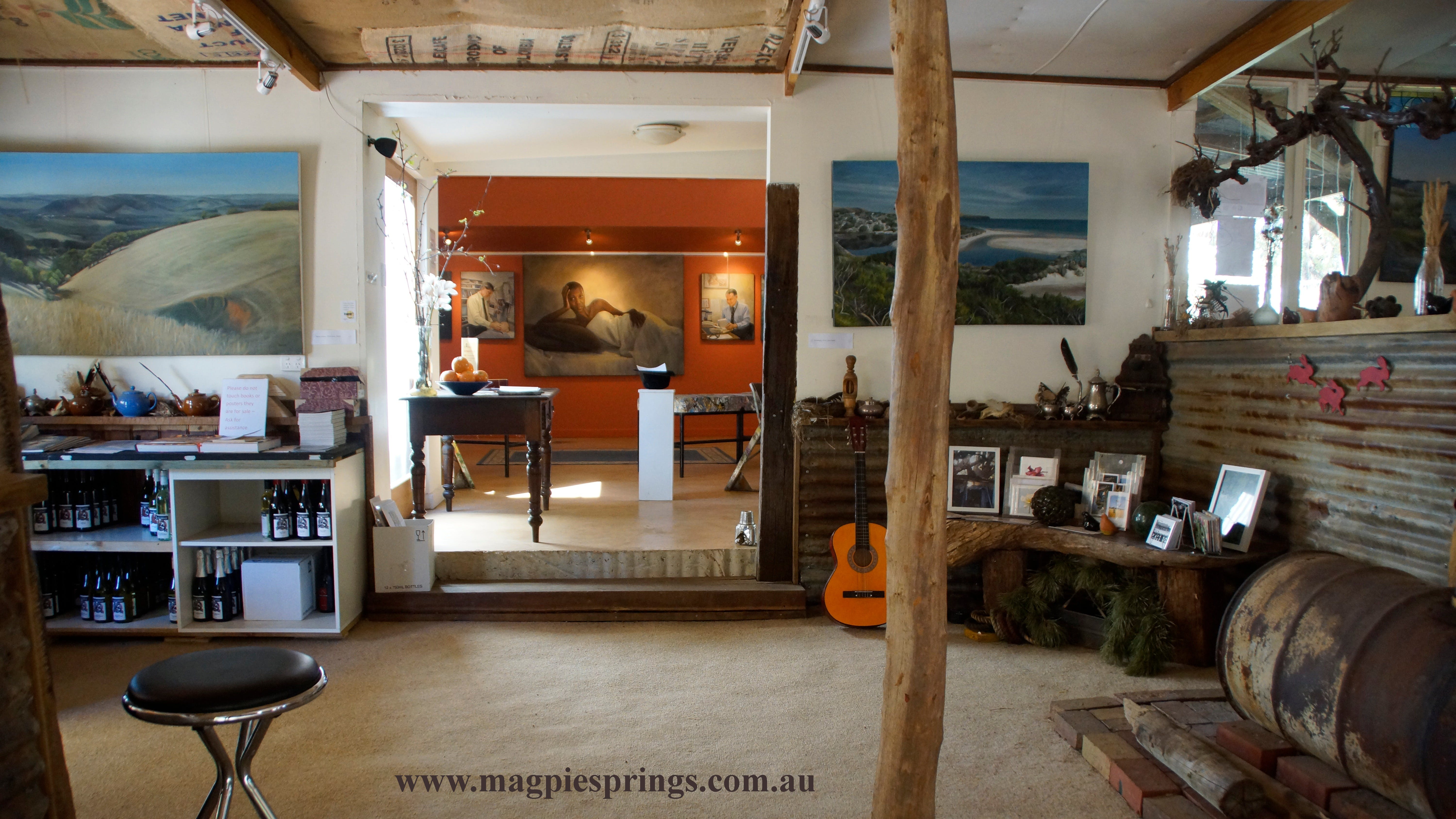 Magpie Springs gallery - Accommodation Find