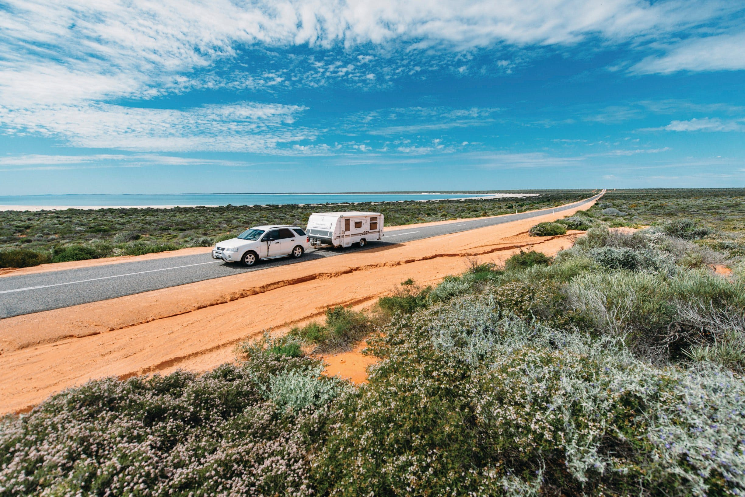 Shark Bay World Heritage Drive - Accommodation Find