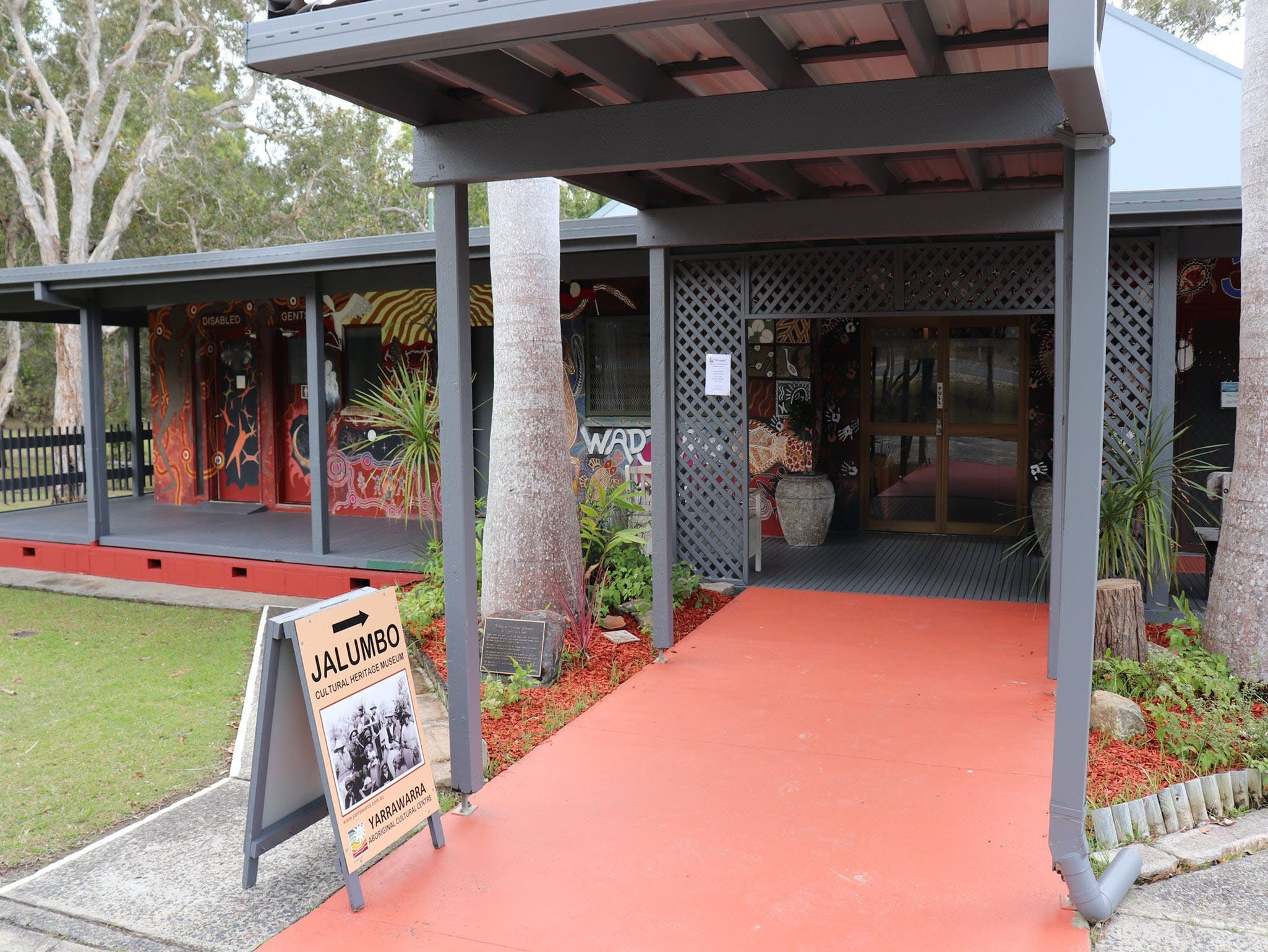 Yarrawarra Aboriginal Cultural Centre - Accommodation Find