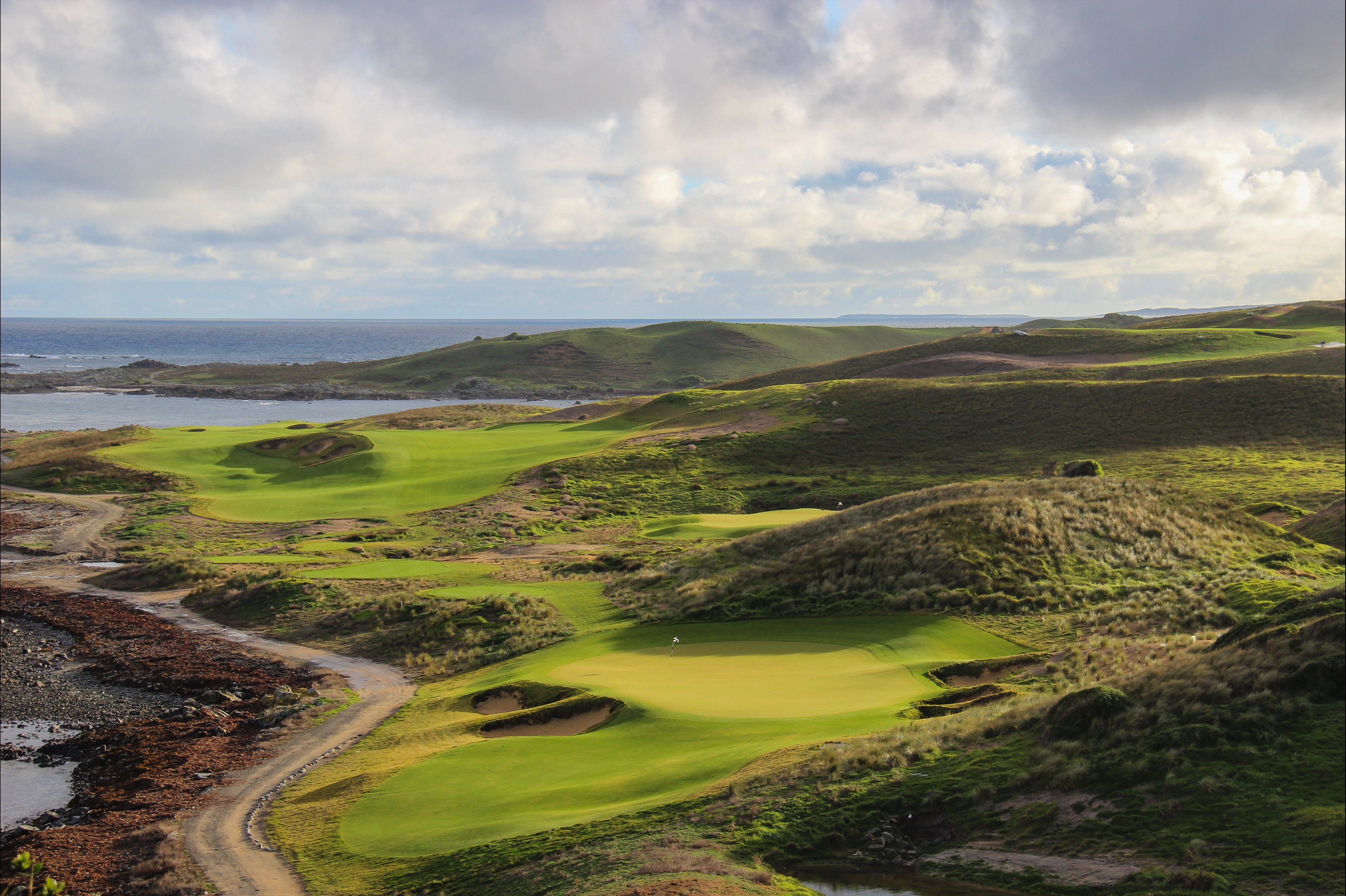Ocean Dunes Golf Links King Island - Accommodation Find