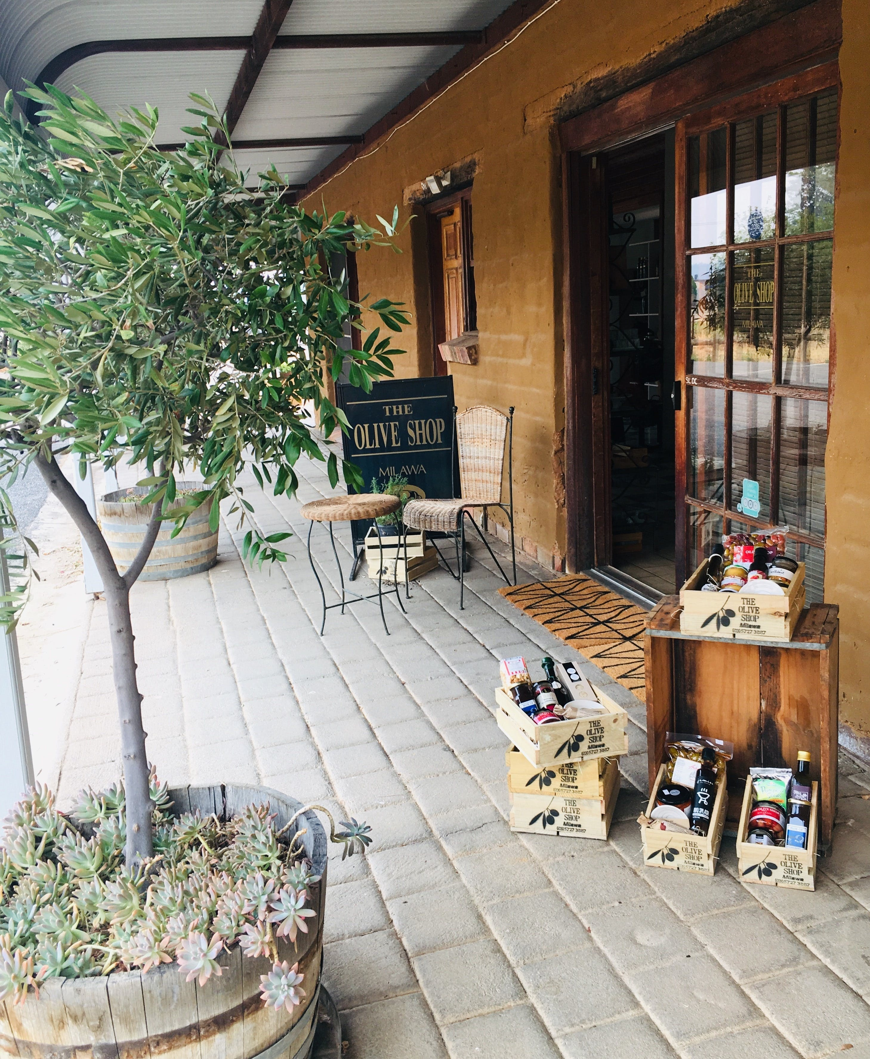 The Olive Shop - Milawa - Accommodation Find